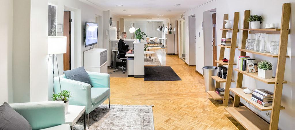Pieni toimisto kokoustila Helsinki keskusta Kamppi