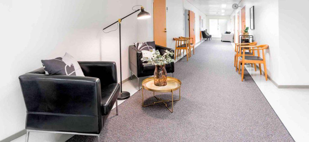Vuokraa pieni toimisto Helsinki Kamppi
