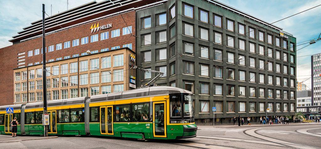 Toimitilat vuokralle Helsinki