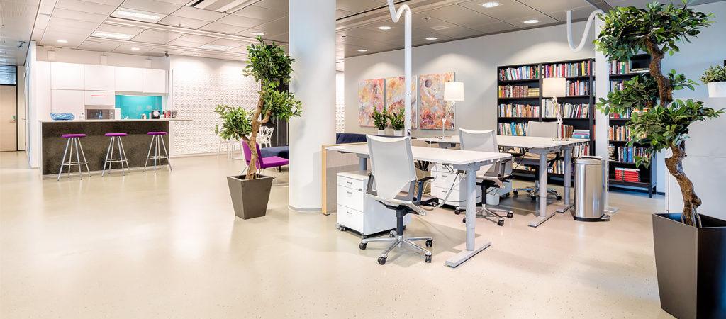 Vuokraa toimisto Espoo Keilaniemi yrityspuisto